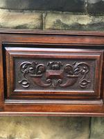 Antique Mahogany Wall Cabinet (2 of 10)