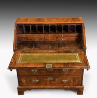 Mid 18th Century Walnut Bureau with Excellent Overall Colour (4 of 6)