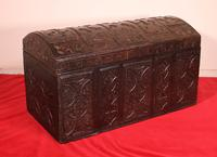 Leather Chest - Cordoba - 19th Century (10 of 11)