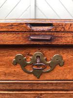 George III Mahogany Bachelors Chest Drawers (2 of 12)