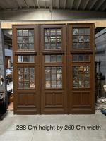 Incredible Set of 3 French 19th Century Chateau Doors (2 of 13)