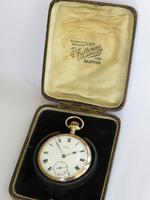 1907 Waltham Vanguard Railroad Grade Pocket Watch (3 of 5)