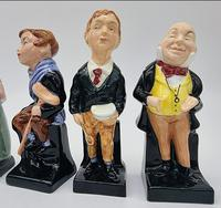 Six Royal Doulton Figurines (2 of 8)