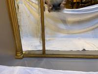 19th Century Large Gilt Overmantle Mirror (9 of 16)