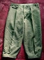 Vintage Tweed Plus 4's Shooting / Hunting Breeks 'Husky of Stowmarket' Size 38 (2 of 6)