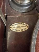 Antique Sorona Wind Up Trumpet Gramophone (5 of 14)