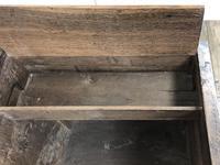 18th Century Welsh Oak Mule Chest (10 of 20)
