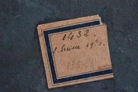 """Swiss School Portrait c1800 Inscribed """"Johann Biedermann 1763-1830"""" (2 of 9)"""