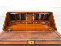 Antique Walnut Bureau (9 of 16)