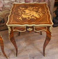 French Gilt Stool Antique Empire Seat c.1920 (3 of 7)