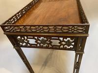 Chippendale Revival Side Table (7 of 9)