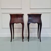 French Kingwood Bedside Tables c.1930 (4 of 6)