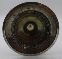 Antique Silver Parcel Gilt Claret Jug. 800 Standard c.1880 (2 of 9)