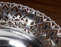 Early 20th Century Flared & Cast Silver Bowl (4 of 7)
