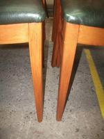 Set of 4 Retro Teak Dining Chairs (3 of 3)