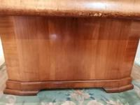 Fine Quality Art Deco Dining Table (9 of 10)