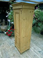 Fabulous Old Stripped Pine Pine Cupboard / Cabinet/ Wardrobe (6 of 11)