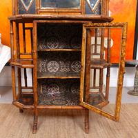 Bamboo Chiffonier Aesthetic Anglo Japanese 19th Century Lacquer (12 of 17)