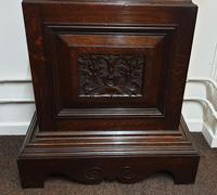 Outstanding Oak Grandfather Clock - William Evans (7 of 13)