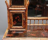 Impressive 19th Century Bamboo Cabinet (11 of 18)