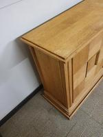 French Oak Cupboard Sideboard (5 of 12)