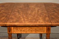 Sheraton Period 18th Century Pembroke Table (2 of 10)