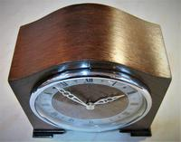 Early 1950's English Bracket Clock by Bentima / Davall (3 of 7)