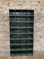 1930s Metal Racking System (2 of 4)