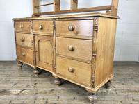 Victorian Antique Pine Dresser (3 of 18)