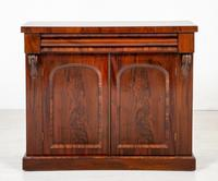 Elegant Victorian Mahogany 2 Door Side Cabinet (7 of 7)