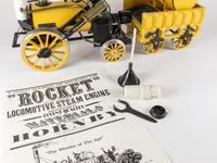 Hornby Live Steam Stephenson's Rocket (7 of 10)