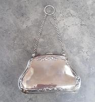 Sterling Silver Finger Purse (2 of 4)