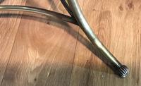 Victorian Brass & Oak Revolving Bookcase (6 of 9)