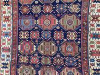 Antique Kurdish Kelleh 3.45m x 1.58m (7 of 12)
