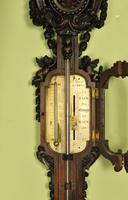Exhibition Quality Stick Barometer - J Braund, London (8 of 8)