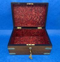 Victorian Oak Gentleman's Box (13 of 15)