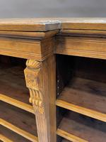 Victorian  Breakfront Bookcase (3 of 11)