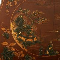 Early 20th Century Chinoiserie Style Table (2 of 8)