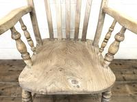 Victorian Ash and Elm Country Armchair (6 of 10)