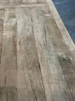 Enormous French Bleached Oak Farmhouse Dining Table (28 of 38)
