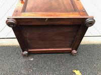 Antique Mahogany Table Cabinet (8 of 8)