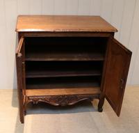 Vintage French Oak Side Cabinet (4 of 8)
