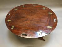 Georgian butlers tray coffee table (3 of 7)