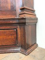 Antique Corner Cupboard with Drawer (6 of 10)