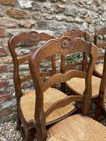 Six Oak Chairs (3 of 7)