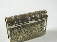 Edwardian Plated Vesta Case with Sovereign Coin Holder (6 of 6)