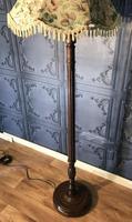 Oak Standard Lamp (7 of 8)