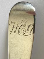 Scottish Provincial Silver Serving Spoon (4 of 4)