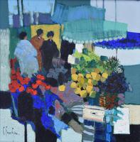 Claude Fauchere French Abstract Impressionist (4 of 9)