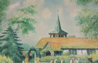 19th Century English Naïve School Watercolour (2 of 9)